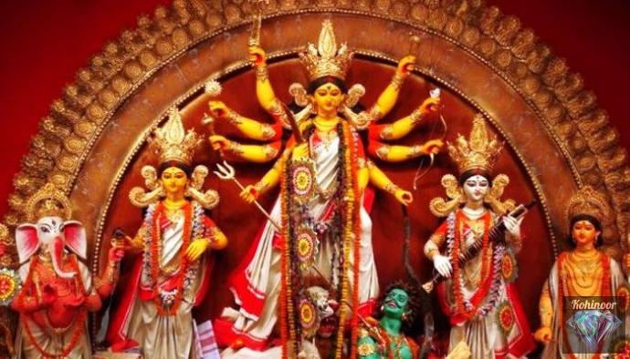 Festival of Durga Puja 2019